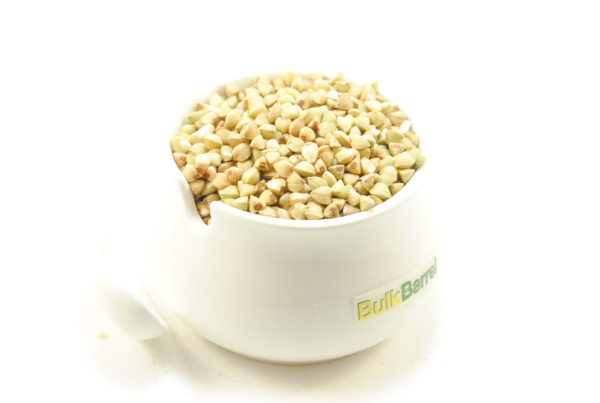 ORGANIC BUCKWHEAT GROATS | Bulk Barrel